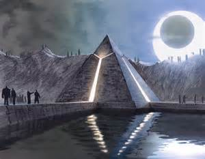 Did Humans Create the Pyramids or Was Someone Else Responsible?